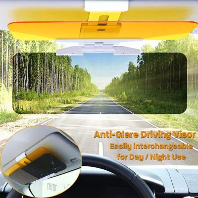 Солнцезащитный антибликовый козырек для автомобиля день/ночь 2 в 1