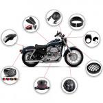 Аксессуары для мотоциклов