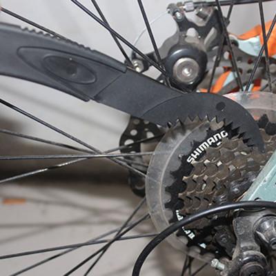 2 шт. универсальная щетка для чистки велосипедной цепи, звёздочек