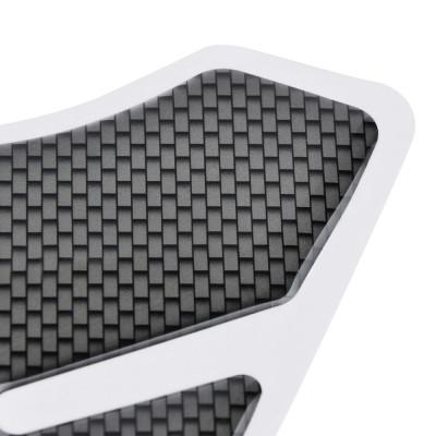 Универсальная защитная 3D наклейка на бак мотоцикла из углеродного волокна