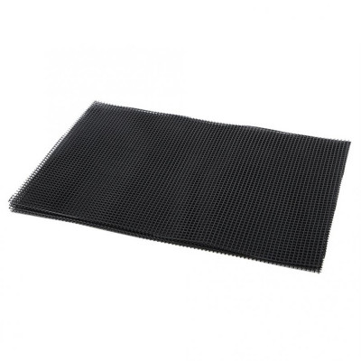 Сетка металлическая для ремонта пластиковых деталей 25x12,5 см (5 штук)