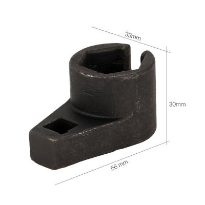 "Съемник лямбда-зонда 22мм 3/8"", ключ для датчика, съемник кислородного датчика, головка для кислородных датчиков 7/8 ""22 мм"