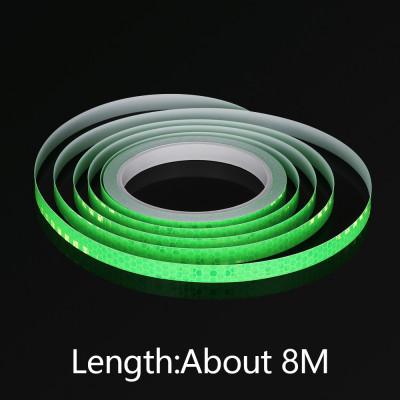 1 шт. 8-метровая лента, светоотражающая лента