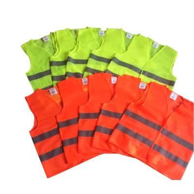 Светоотражающий предупреждающий жилет для водителя (унисекс)