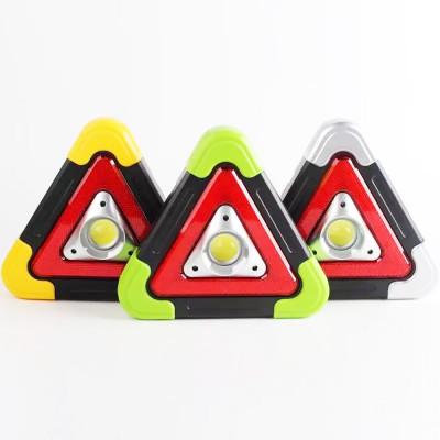 Мультифункциональный аварийный знак COB+LED