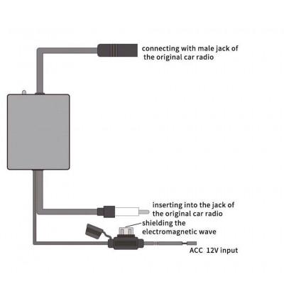 Усилитель радиосигнала ANT-208