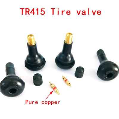 4 шт. вентиль для бескамерных шин TR415