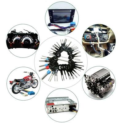 Набор для демонтажа разъемов автомобильных клемм из разъемов, экстракторы для разборки разъемов, извлечения контактов, пинов
