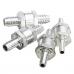 Алюминиевый топливный обратный клапан для топливной системы 6мм/8мм/10мм/12мм/14мм/16мм
