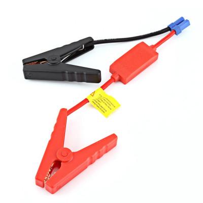 Провода с клеммами для пускового зарядного устройства для прикуривания автомобиля