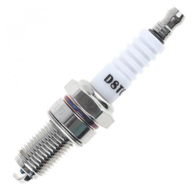 Свеча зажигания Honda D8TC для 4-х тактных двигателей скутеров, мотоциклов, квадроциклов, 125cc, 150cc, 200cc, 250cc