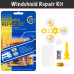 Набор инструментов для ремонта сколов и трещин автостекол Windshield Repair Kit